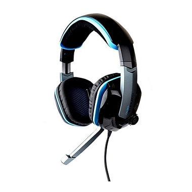 Zagg iFrogz® Caliber Vanguard Premium Gaming Headphone With Mic, Black