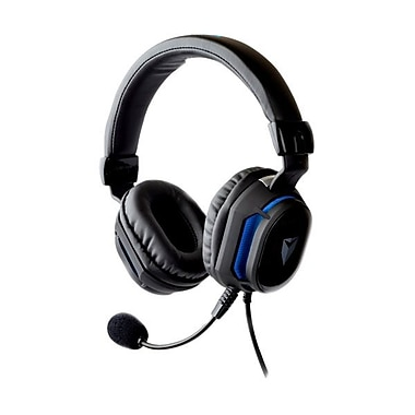 Zagg iFrogz® Caliber Axiom Universal Gaming Headphone With Mic, Black