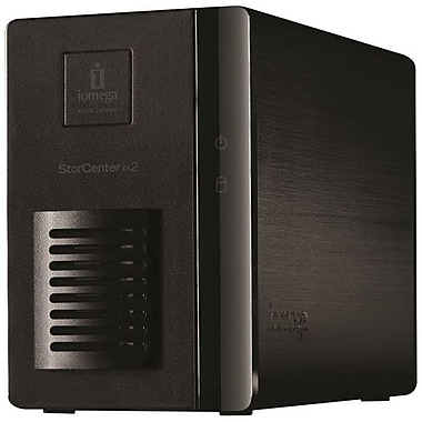 Lenovo® Iomega® ix2 Network Attached Storage