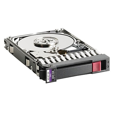 HP® MSA Series Hard Drive, 2.5in. SAS Internal/10000 RPM, 300GB