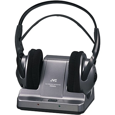 JVC® HA-W600RF 900MHZ Wireless Headphones