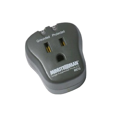 Minuteman® 1-Outlet 540 Joule Surge Protector