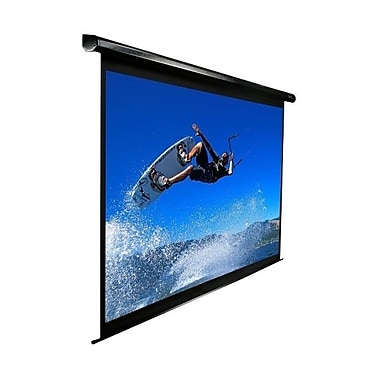 Elite Screens VMAX2 84in. Electric Projection Screen, 4:3, MaxWhite