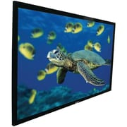 "Elite Screens VMAX Series 135"" Electric Projection Screen, 16:9, Matte White"