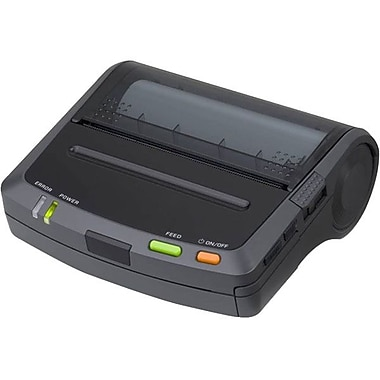 Seiko® DPU-S445 Compact Thermal Mobile Printer, 3.54 in/s