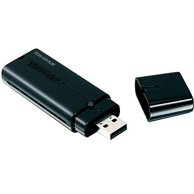 TRENDnet® N600 Dual Band Wireless USB Adapter, 300 Mbps
