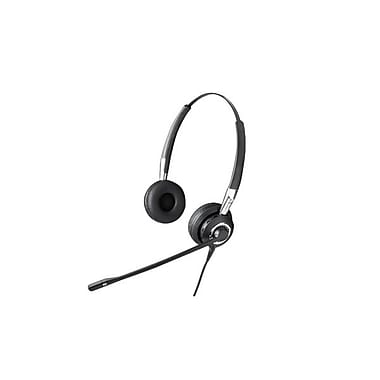 Jabra Biz 2400 Duo Ultra Noise Cancelling Headset