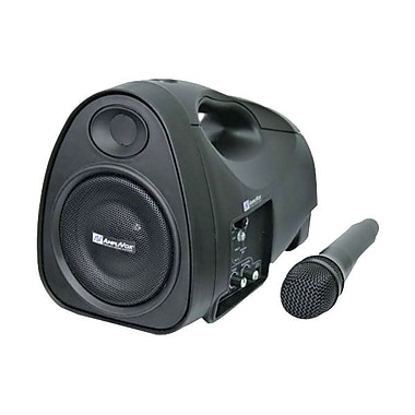 Amplivox® SW300 Mity-Lite Portable PA System With Wireless Microphone