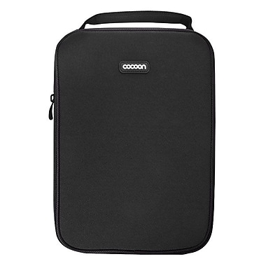 Cocoon NoLita Neoprene Sleeve For 10.2in. iPad/Tablet/Netbook, Black
