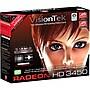 VisionTek® Radeon 3450 Plug-in Card 512MB DDR2 SDRAM