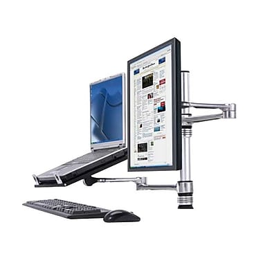 Atdec VF-AT-NBC-TAA Mounting Arm For Flat Panel Display and Notebook Up To 17.5 lbs.