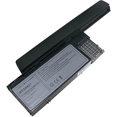 CP TECHNOLOGIES WCD0621 11.1 VDC Li-ion 6600 mAh Notebook Battery