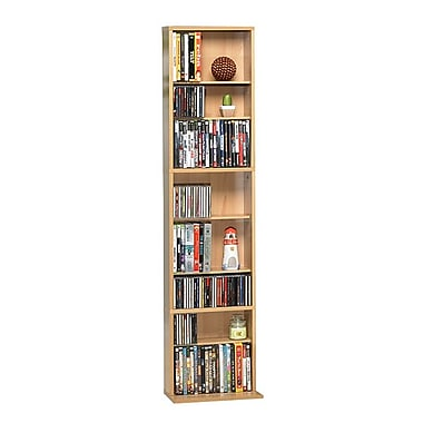 Atlantic® Summit Wood Storage Shelf, Maple