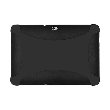 Amzer® Silicone Skin Jelly Case For Samsung Galaxy Tab 10.1, Black