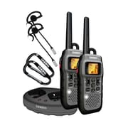 Uniden® GMR5089-2CKHS 50 Mile Two Way Radio W/Cradle Headset
