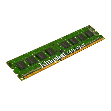 Kingston® 8GB (1 x 8GB) DDR3 (240-Pin DIMM) DDR3 1333 (PC3 10600) Memory Module