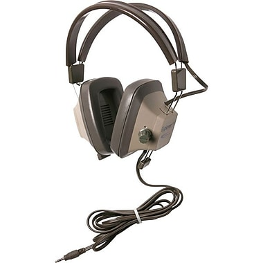 Ergoguys EH-3SV Califone Headset With 3.5 mm Plug Replaceable Cord