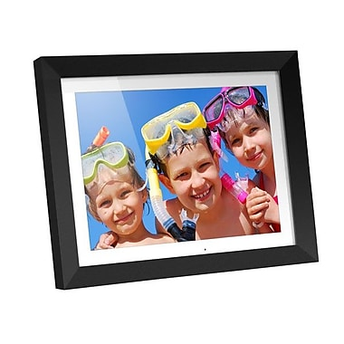 Aluratek   ADMPF415F Digital Photo Frame With 2GB Built-in Memory, 15in.