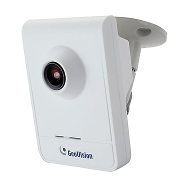 GeoVision GV-CBW120 1.3 MP Wireless Cube IP Camera