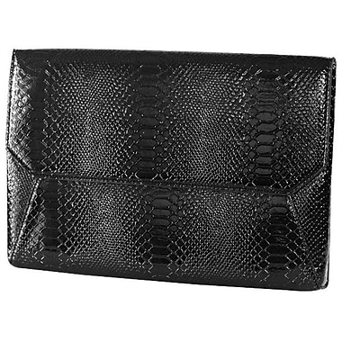 Fabrique Francine Collection Lexington Avenue Sleeve For 13in. MacBook Air, Snake Black