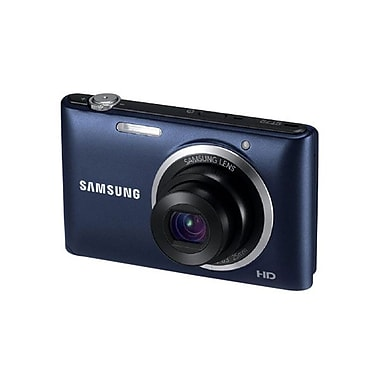 Samsung ST72 Compact Digital Camera, 16.2 Mega Pixels, Black