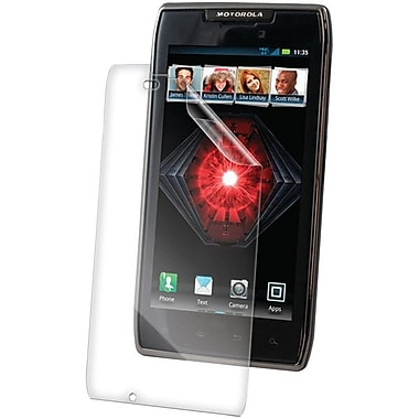 Zagg® FFMOTDRORAZMAXS Screen Protector For Motorola Droid Razr Maxx Smart Phone