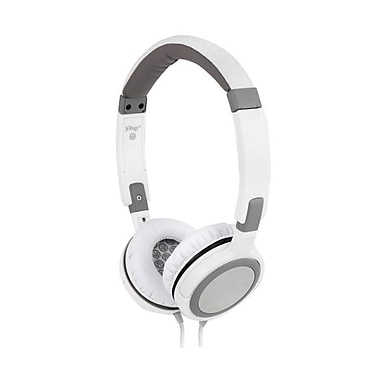 ifrogz® Zagg® Earpollution Frequency Headphones, White