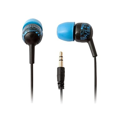 ifrogz  Zagg  Earpollution Graffit Crew Earbuds