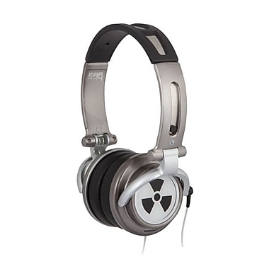 ifrogz® Zagg® CS40 Earpollution Personal Headphones, Iron