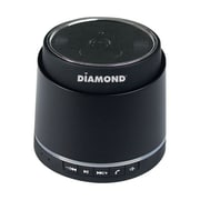 Diamond Mini Rockers MSPBT300B Mobile Portable Wireless Bluetooth® Speaker