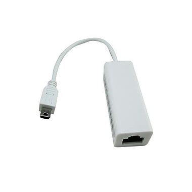 4XEM™ 4XMINIUSBENET Mini USB to 10/100 Mbps Ethernet Adapter