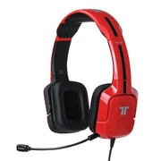 Mad Catz Kunai TRI903580002/02/1 Wired Gaming Headset, Red