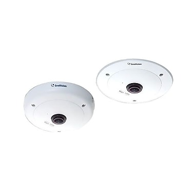 GeoVision GV-FE2301 Wired Surveillance Camera with Day/Night, Ivory