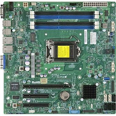 Supermicro® X10SLL-F 32GB Server Motherboard