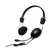 Syba™ CL-CM-5023 Computer/Audio Headset With Microphone