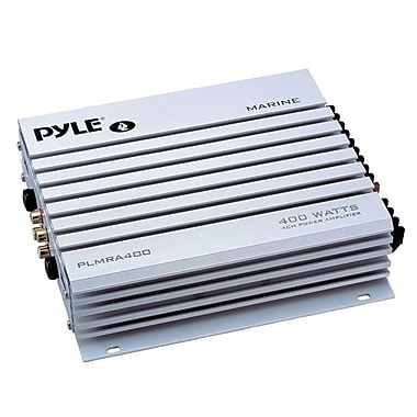 Pyle® PLMRA400 4 Channel Water Proof Marine Amplifier, 400 W