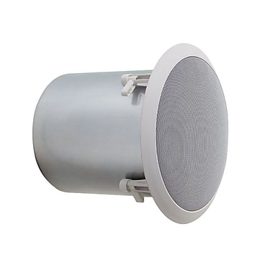 Bogen® HFCS1 Off White High-Fidelity Ceiling Speaker