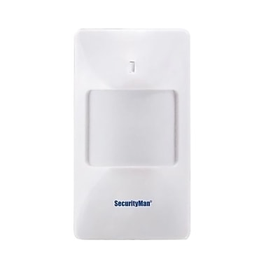 SecurityMan® SM-80 Wireless Wide-Angle PIR Motion Sensor