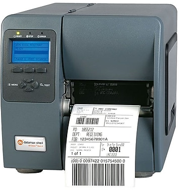 Datamax O-Neil's I-Class Industrial Barcode Printer, 12.7in.(H) x 12.62in.(W) x 18.6in.(D)