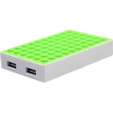 Mota® 4000 mAh Power Block, Green