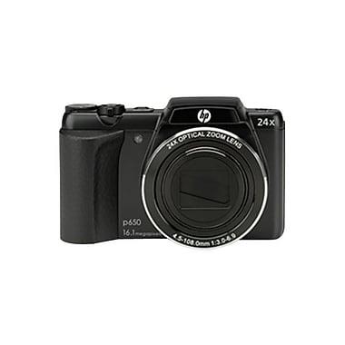HP® Digital Camera, 16.1 Mega Pixels, Black