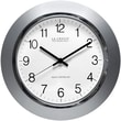 La Crosse Technology® 14in. Atomic Analog Clock, Silver
