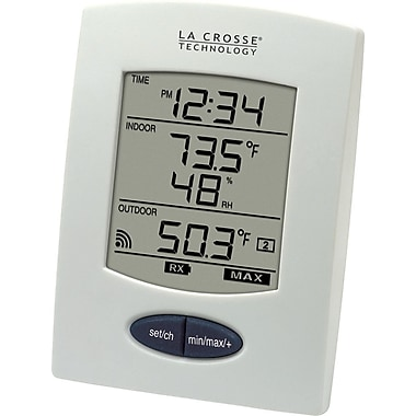 La Crosse Technology WS-9029U-IT Wireless Temperature/Humidity station with detachable probe