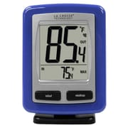La Crosse Technology® Wireless Temperature Station, Blue