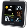La Crosse Technology 308A-146 Digital Wireless Color Weather Station with Forecast, Silver