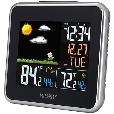 La Crosse Technology 308A-146 Wireless Color Forecast Station
