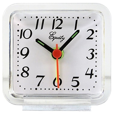 Equity by La Crosse™ Analog Alarm Clocks