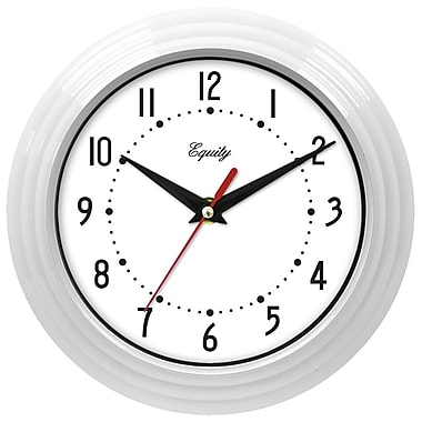 Equity by La Crosse™ 8in. Wall Clocks