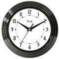 Equity by La Crosse™ 8in. Wall Clock, Black