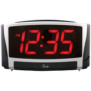 Equity by La Crosse™ 1.8 ExtraLarge LED Alarm Clock